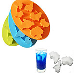 Continents Mold Silicone Mold Cooking Tools Cookie Cutter Ice Molds Ice Trays Ice Cream Tools