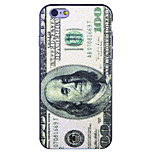 US Dollar Pattern IMD Printed TPU Soft Back Cover for iPhone 6/6S(Assorted Colors)