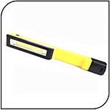 Linternas LED LED 1 Modo 160 Lumens Emergencia / Clip Otros AAA De Uso Diario / Laboral / Al Aire Libre-Otros,Amarillo ABS