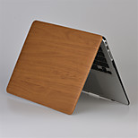 Wood Grain Design Matte Hard Full Body  Case Cover for Macbook MacBook Air 11