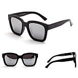 Polarized Wayfarer Fashion Mirrored Sunglasses