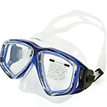 PVC Material Diving Mask for Diving/Swimming (Random Colors)