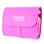 Travel Toiletry Bag / Inflated Mat Travel Storage Fabric