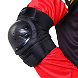 WOSAWE Motorcycle Knee Elbow Protective Pads Protector Gear Sports Tactical Cycling Straps Adjustable Protection