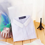 Portable Plastic Travel Storage/Packing Organizer for Clothing 21*31*1 (Random Color)