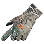Anti-skidding Polyster Gloves for Hunting/Fishing/Outdoors