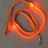 LED Flash Pet Leashes