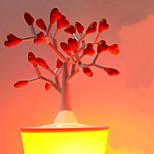 lyckligtvis granen nattlampa sänglampa barn lampa öga önskar träd önskar träd (diverse färg)