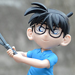 Detective Conan Anime Action Figure 11CM Model Toy Doll Toy (5 Pcs)