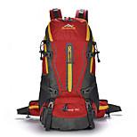 45 L Rucksack Camping & Wandern Outdoor Wasserdicht / Regendicht / Kompakt / Multifunktions Grün / Rot / Schwarz / Blau Oxford other