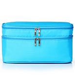 Portable Fabric Travel Storage/Packing Organizer for Bra/Underwear 28*16*15cm