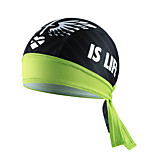 Cheji Ultraviolet Resistant Breathable Quick Dry Bike Bicycle Cycling Outdoor Headband Hat Scarf Bandana