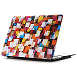 Colored Drawing~35 Style Flat Shell For MacBook Air 11''/13''