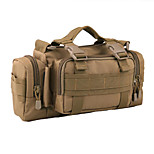 Camouflage Multifunctional Nylon Shoulder Bag for Hunting/Fishing/Camping Hiking