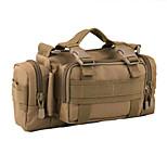Camouflage Multifunctional Nylon Shoulder Bag for Hunting/Fishing/Camping Hiking