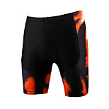 PALADINSPORT New Men's Cycling Shorts Bike TROUSERS with 3D Pad Lycra DK623 tiger
