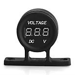 12V Universal Car Truck Voltmeter Voltage Volt Meter Gauge New