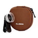 ILLIMON® M3 Master 6× 12× 24× Marco Lens 3 in 1