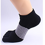 5 Pairs Men's Cotton Socks Casual Socks High Quality for Running/Yoga/Fitness/Football/Golf