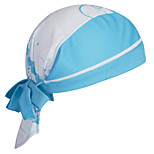 Cheji Blue Cap Cycling Headband Bandana Kerchief Sportswear Bike Bicycle Hat Scarf