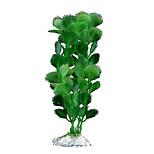 künstliche gefälschte Plastikwasserpflanzen für Aquarium Dekoration Ornament