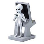 novetly ander karakter mount houder voor de iPhone 6s / 06/06 plus / 5s 5 * 5 * 13cm