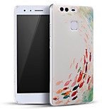 Colorful Fishes Soft Protective Back Cover Ultra Thin Huawei Case for Huawei Ascend P9