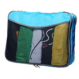 Portable Fabric Travel Storage/Packing Organizer for Clothing 33*22*13
