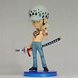 One Piece Andere 8CM Anime Action-Figuren Modell Spielzeug Puppe Spielzeug