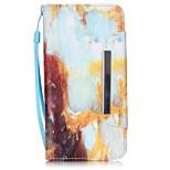 especialmente diseñado que cubre gran caso de cuerpo completo 3 tarjeta de bolsillo para el iPhone 6 / 6s