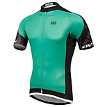 XINTOWN Bike Blue Riding Men Cycling Jersey Bicycle Short Sleeve Wear