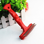 Beauty Clean Unhairing Pet Double Row Comb