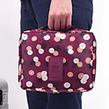 Fashion Portable Fabric Toiletry Bag/Travel Storage for Travel 24*19*10cm