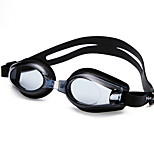 YUKE®Anti-Fog,Adjustable Size,Waterproof,Anti-UV for Unisex Silica Gel(Frames) PC(Lens) Swimming Goggles