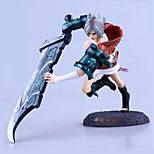 League of Legends Riven 15CM Anime Action Figures Model Toys Doll Toy
