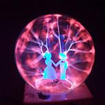 verre magique boule de plasma amoureux de la sphère de 4 pouces magie électronique balle cadeau créatif artisanat ornements d'anniversaire