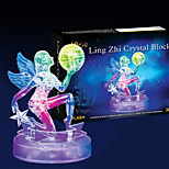 Virgo 12 Constellation Series 3D Puzzles Crystal Blocks DIY Toys Modeling Toys