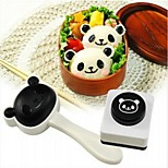 Panda Suit Sushi Rice Ball Mold,Random Color