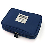 Fashion Portable Fabric Toiletry Bag/Travel Storage for Travel 20*14*6cm