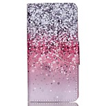Cross Textured Leather Magnetic Stand Phone Case with Card Slot for Acer Liquid Z520 - Glittery Things