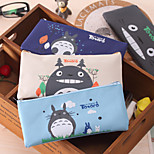 Cute Cartoon Totoro Pen Bag Students Stationery Bags