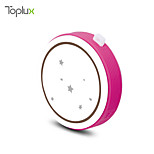 Toplux Mini GPS Tracker Locator for Kids Child Pet Cats Dog Car Vehicle Personal SOS Alarm GSM GPRS Tracke
