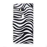 Zebra Pattern Magnetic PU Leather wallet Flip Stand Case cover for Huawei Honor 5X