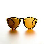 Sunglasses Women / Girl's Fashion Anti-Wear Oval Tortoiseshell Sunglasses Full-Rim