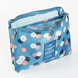 Portable Fabric Travel Storage/Toiletry Bag for Making up  22.5*5*2cm