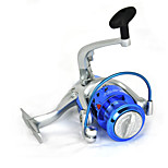 FDDL ® Blue Carp Fishing Spinning Reel 6BB Interchangeable 5.2:1 DQ3000