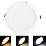 Zweihnder W3611 15W 48*5730 SMD LEDs 1200LM Cool White / Warm White / Neutral White Adjustable LED Ceiling Light