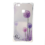 Dandelion dream Shockproof as TPU soft shell cover Case for Huawei Ascend P9 lite P9 mini