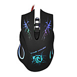 5500 DPI LED Optical 6D USB Wired Gaming Mouse Game Pro Gamer Mice para PC P4PM