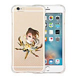 The Guilty Will Know Agony Soft Transparent Silicone Back Case for iPhone 5/5S(Assorted Colors)